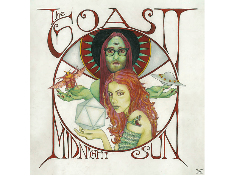 The Ghost Of A Saber Tooth Tiger - Midnight Sun [LP + Download]