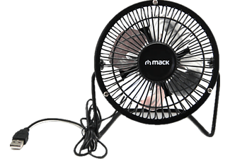 MACK MCF-14 BK Masaüstü Metal USB Fan