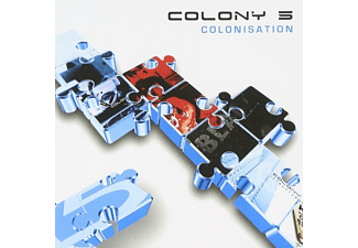 Colony 5 - Colonisation [CD]
