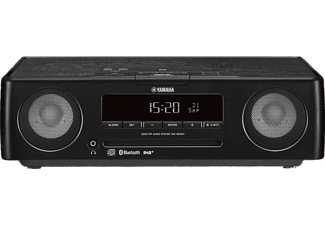 YAMAHA TSX-B235DAB Audiosystem (Radio, CD, USB, Bluetooth, Schwarz)