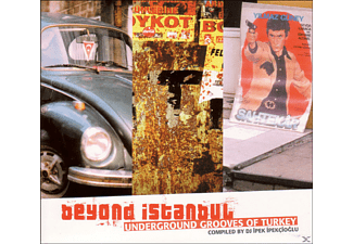 VARIOUS - Beyond Istanbul-Underground Grooves Of Turkey - (CD)