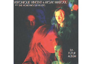 Véronique Vincent - Ex-Futur Album [CD]