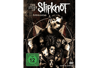 Slipknot - Psychosocial-The Story Of - (DVD)