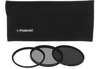 POLAROID Kit filtre UV - polarisant - ND9 67 mm (PL3FILND67)