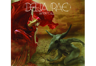 Delta Rae - After It All [CD]
