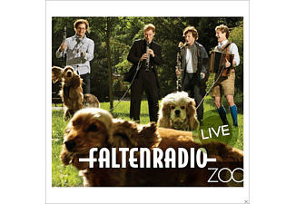 Faltenradio - Zoo Live - (CD)