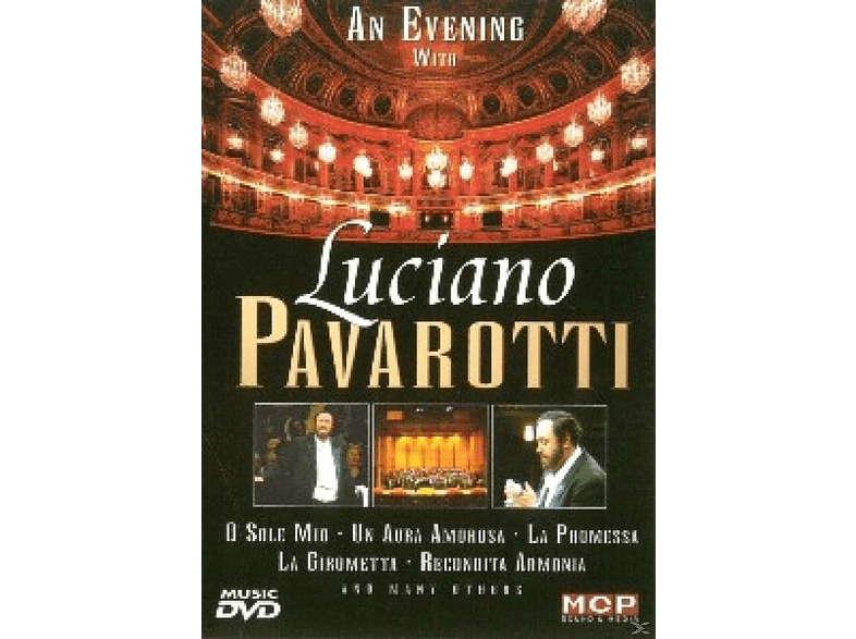 Luciano Pavarotti - An Evening With Luciano Pavarotti [DVD]