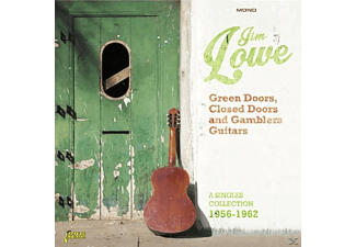 Jim Lowe - Green Doors, Closed Doors - (CD)