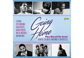 VARIOUS - Going Home-The Road To S - (CD)