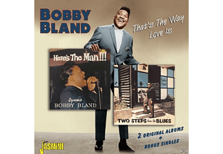 Bobby Blue Bland - That's The Way Love Is - (CD)