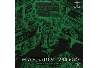 VARIOUS - Political Violence - (CD)