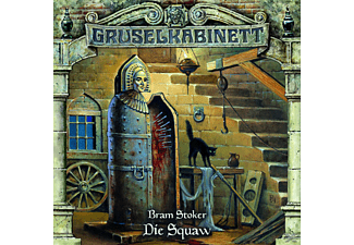 Gruselkabinett 48: Die Squaw - 1 CD - Horror