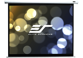 ELITE SCREEN Electric 106 NX Spectrum Series Elektische Leinwand (106 Zoll) inkl. Fernbedienung