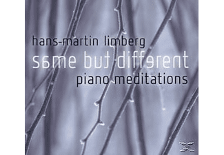 Hans & Martin Limberg - Same But Different-Piano Meditations - (CD)