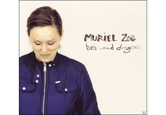 Muriel Zoe - Birds & Dragons - (CD)