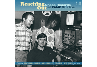 Various - Reaching Out-Chess Records At Fame Studios - (CD)