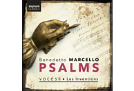 Voices 8, Les Inventions - Psalms-Aus Estro Poetico-Armonico [CD]