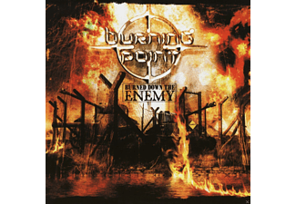 Burning Point - Burned down the Enemy - (CD)