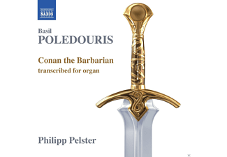 Pelster Philipp - Conan The Barbarian [CD]