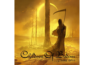 Children Of Bodom - I Worship Chaos - (CD + DVD Video)
