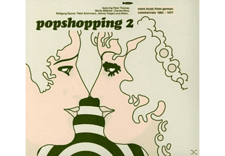 VARIOUS - Popshopping Vol.2 - (CD)