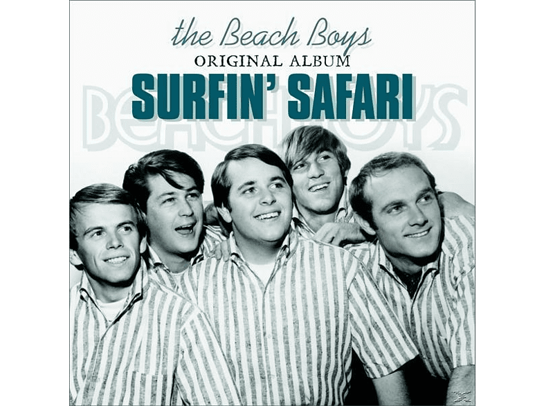 The Beach Boys - Original Album: Surfin' Safari [Vinyl]