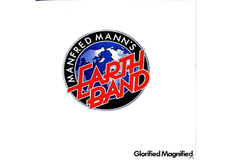 Manfred's Earth Band Mann - Glorified Magnified - (CD)
