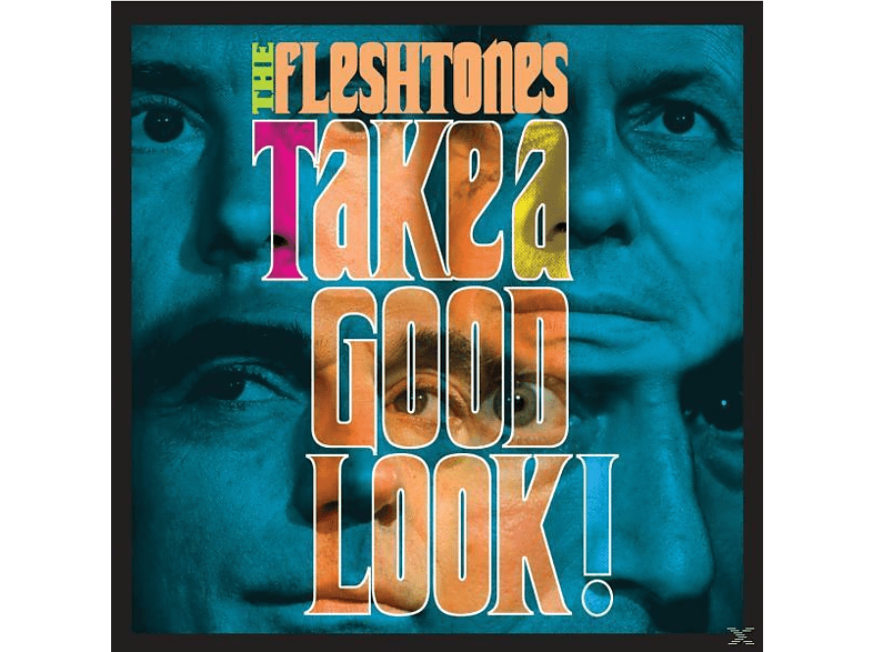 The Fleshtones - Take A Good Look [CD]