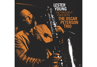 Lester Young - The President Plays With Oscar Peterson Trio - (CD)