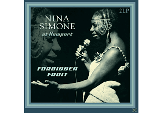 Nina Simone - AT NEWPORT/FORBIDDEN FRUIT - (Vinyl)