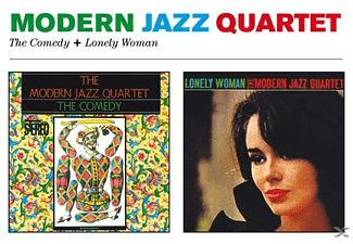 The Modern Jazz Quartet - The Comedy + Lonely Woman - (CD)