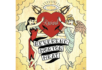 REV.HORTON HEAT - Revival - (CD)