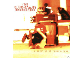Chris Experience Stamey - A Question Of Temperature - (CD)