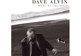Dave Alvin - West Of The West - (CD)