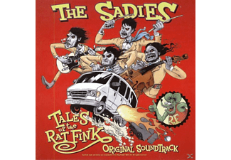 The Sadies - Tales Of The Rat Fink-Ost - (CD)