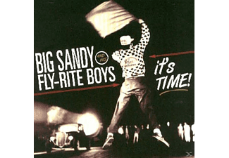 Big Sy - It's Time - (CD)