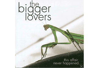 Bigger Lovers - This Affair Never Happened - (CD)
