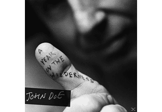 John Doe - A Year In The Wilderness - (CD)