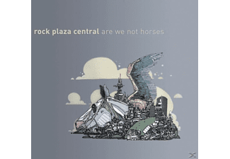 Rock Plaza Central - Are We Not Horses - (CD)