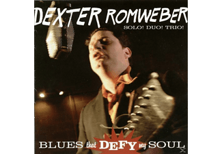 Dexter Romweber - Blues That Defy My Soul - (CD)