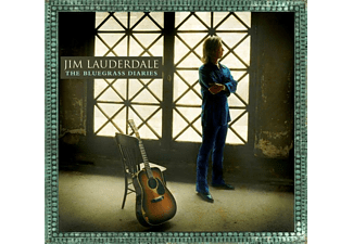 Jim Lauderdale - The Bluegrass Diaries - (CD)