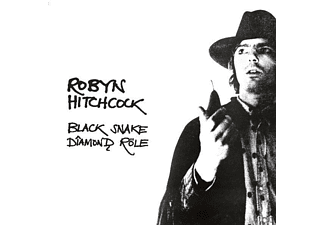 Robyn Hitchcock - Black Snake Diamond Role - (CD)