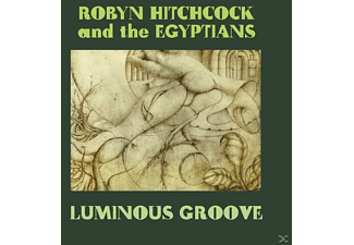 The Egyptians - Luminous Groove - (CD)