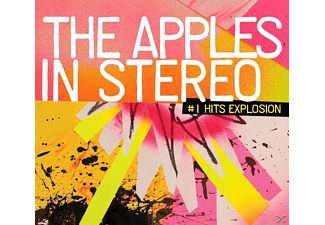 The Apples In Stereo - Nr 1 Hits Explosion - (CD)