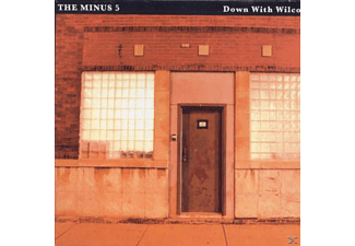 MINUS 5/WILCO - Down With Wilco - (Vinyl)
