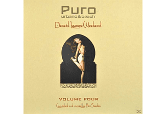 VARIOUS - Puro Desert Lounge Volume Four - (CD)