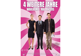 4 weitere Jahre - Wahlkampf 'mal anders - (DVD)