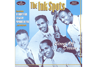 The Ink Spots - Street Of Dreams - (CD)