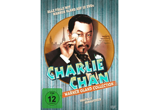 Charlie Chan - Die komplette Warner-Oland-Collection - (DVD)