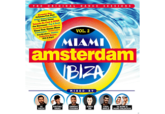 VARIOUS - Miami Amsterdam Ibiza Vol.2 - (CD)